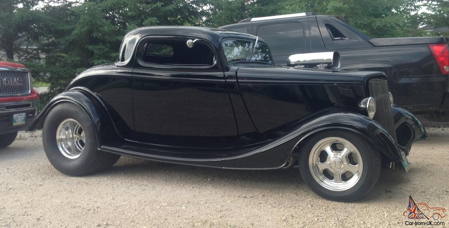 1934 pro street ford coupe for 1934 ford three window coupe for sale