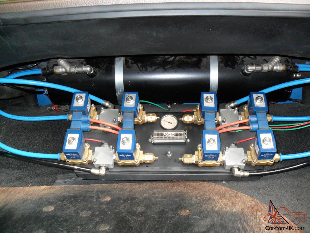 Buick Riviera 1969 Custom Car Air Ride Suspension Auto Wiring And Electrical