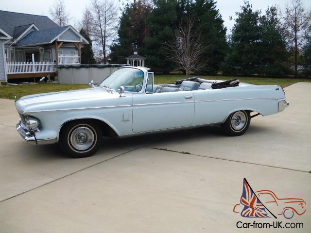 1963 chrysler imperial crown 6 8l. Cars Review. Best American Auto & Cars Review