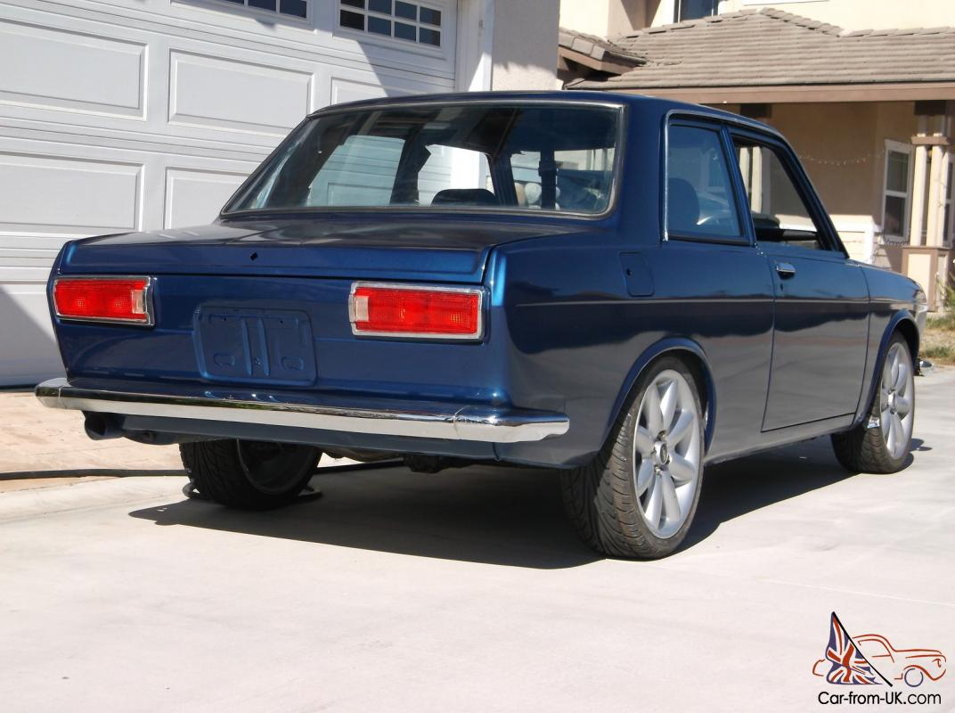 1971 Datsun 510 2dr 5 Spd Rx7 Motor Sounds Great 13b Just Painted Engine Diagram