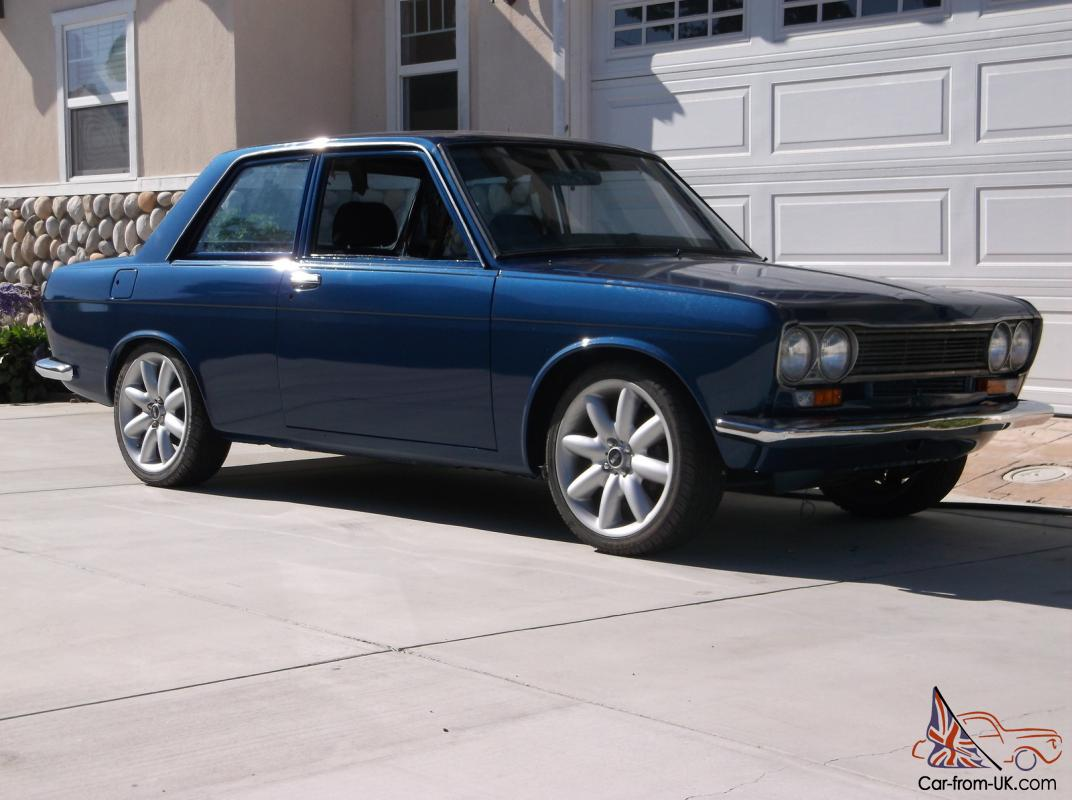 1971 DATSUN 510 2DR 5 SPD RX7 MOTOR SOUNDS GREAT 13B JUST ...