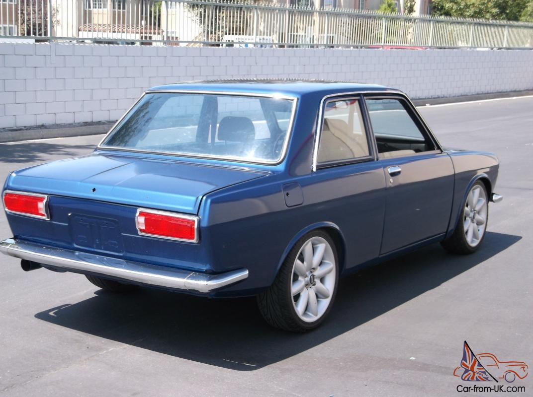 1971 Datsun 510 2dr 5 Spd Rx7 Motor Sounds Great 13b Just Painted Wiring Diagram Of 1929 Buick Series 116 121 And 129