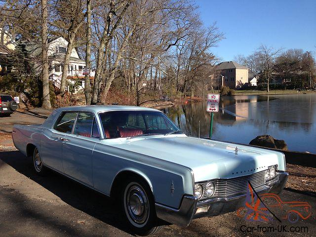 1966 lincoln continental information specifications. Black Bedroom Furniture Sets. Home Design Ideas