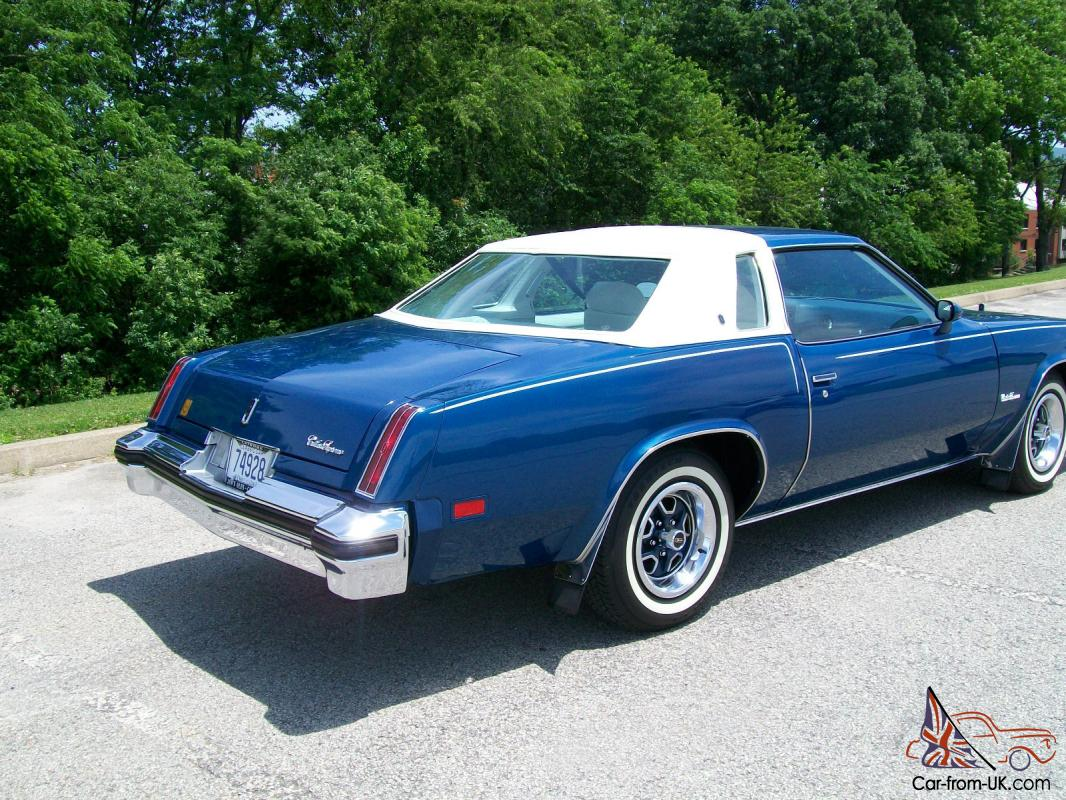 1976 oldsmobile cutlass supreme coupe 2 door 5 7l for 1976 cutlass salon for sale