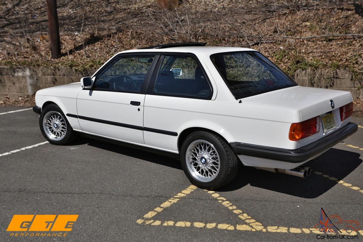 1987 E30 Bmw 325e Quot Kylie Quot Gps Full Restoration Car With