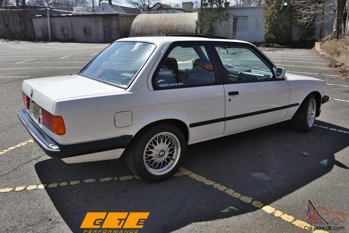 1987 e30 bmw 325e kylie gps full restoration car with for South motors bmw parts