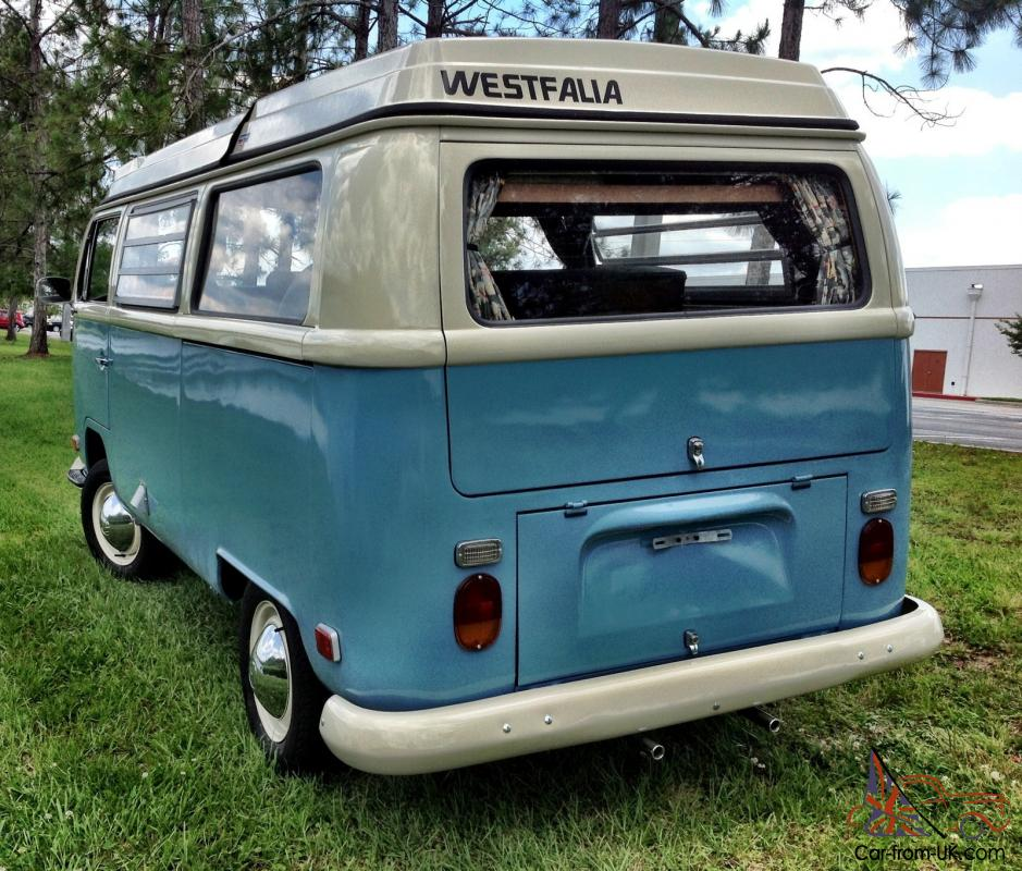 69 vw bus camper westfalia campmobile pop top bay window. Black Bedroom Furniture Sets. Home Design Ideas