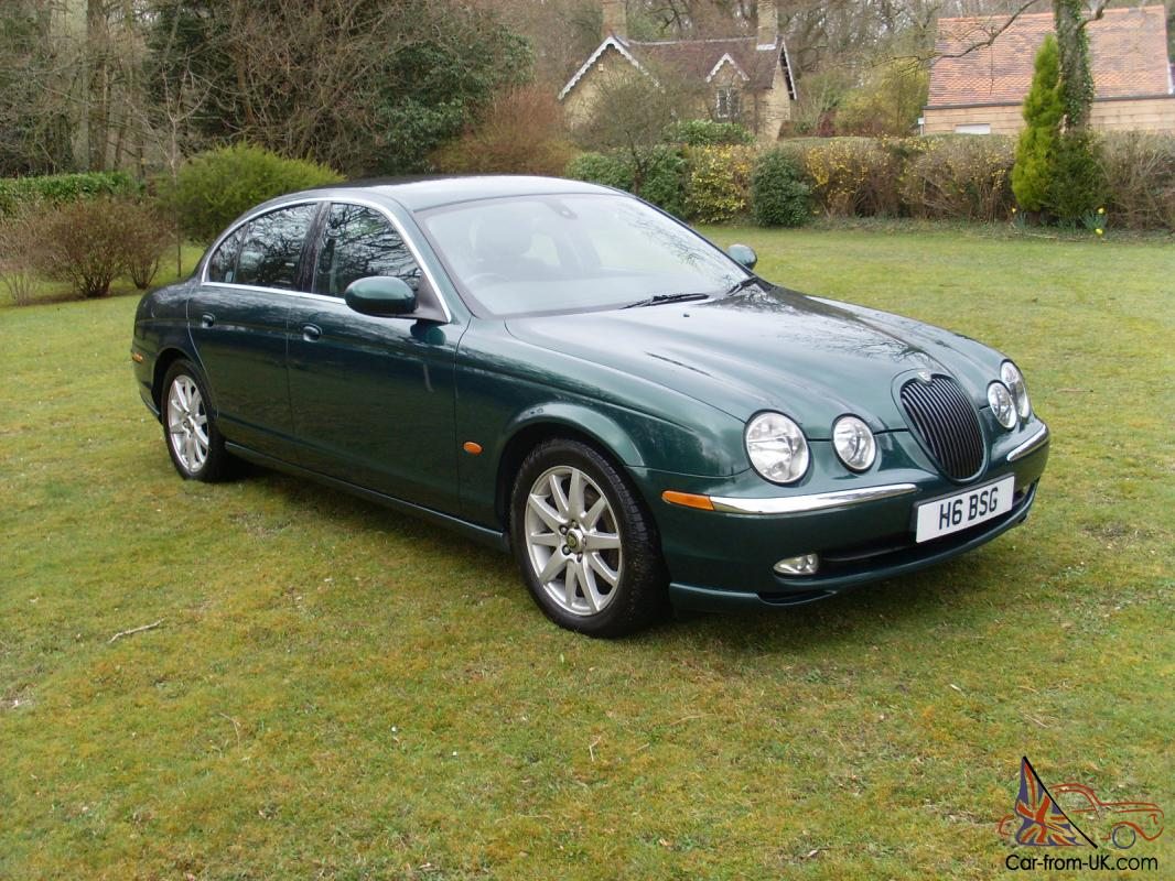 jaguar s type 4 2 v8 se 6 speed auto 2003. Black Bedroom Furniture Sets. Home Design Ideas