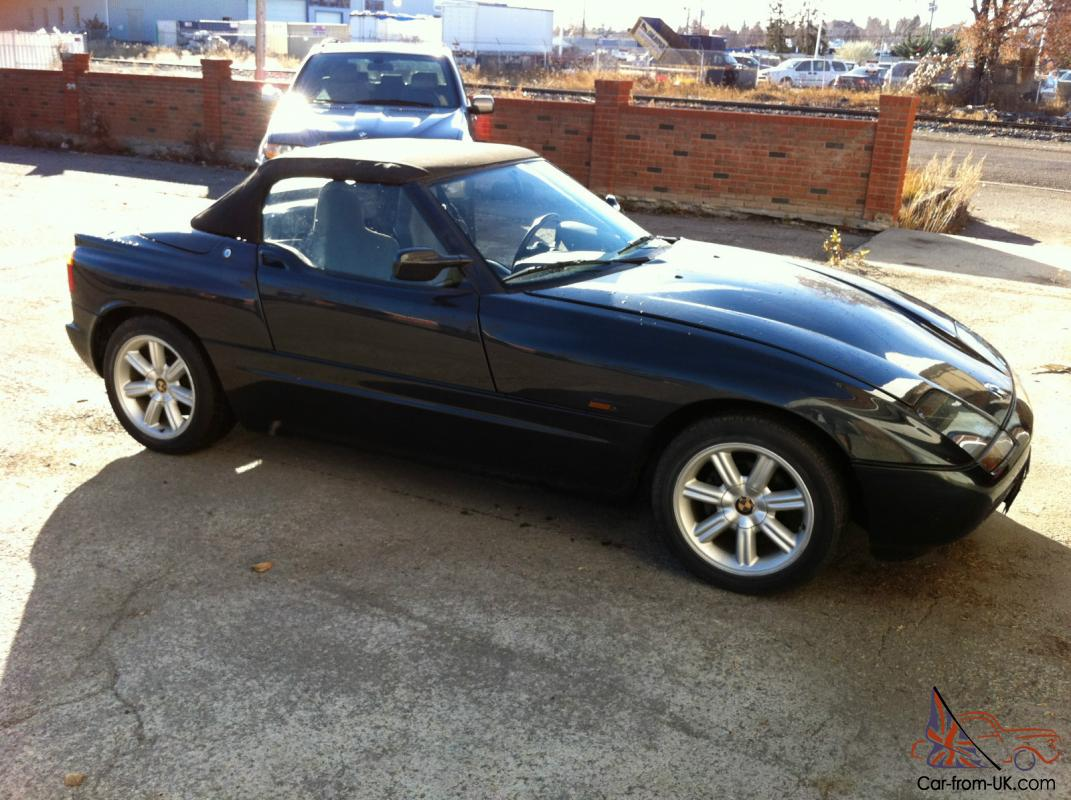 1990 bmw z1 roadster extremely rare. Black Bedroom Furniture Sets. Home Design Ideas