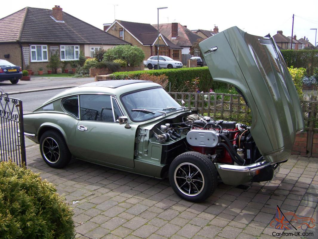 Stunning 1973 Triumph GT6 MkIII With Overdrive