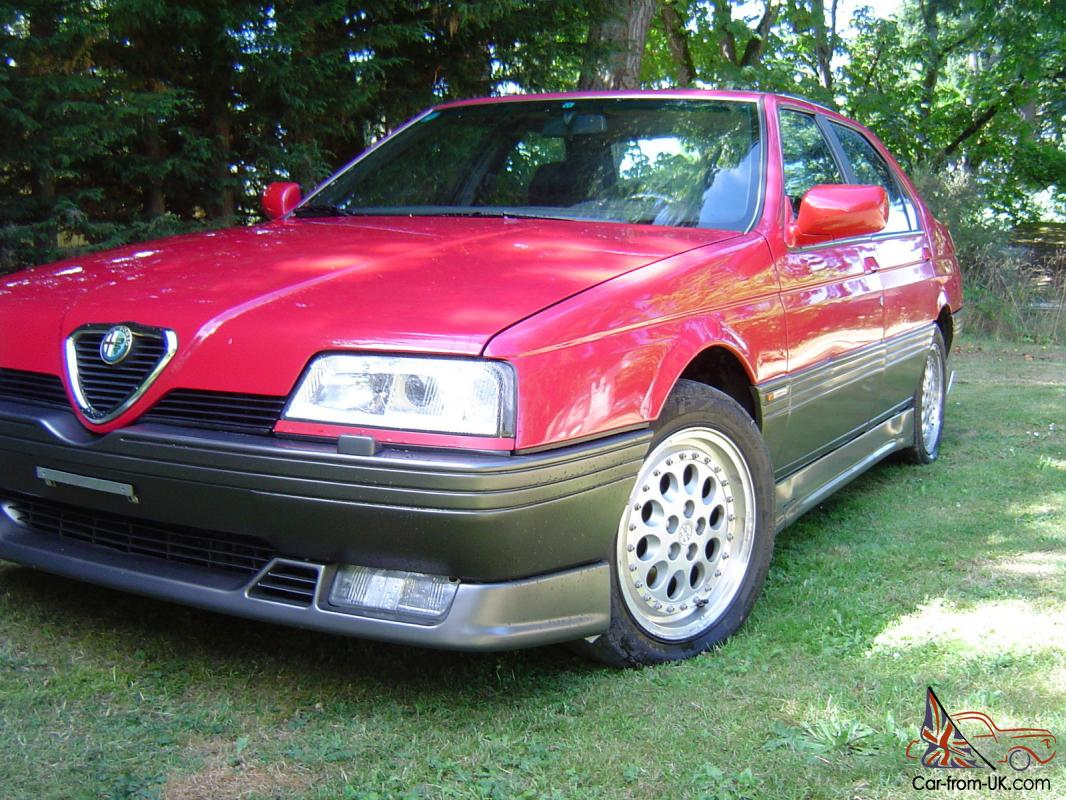 Alfa Romeo Q - Alfa romeo 164 for sale