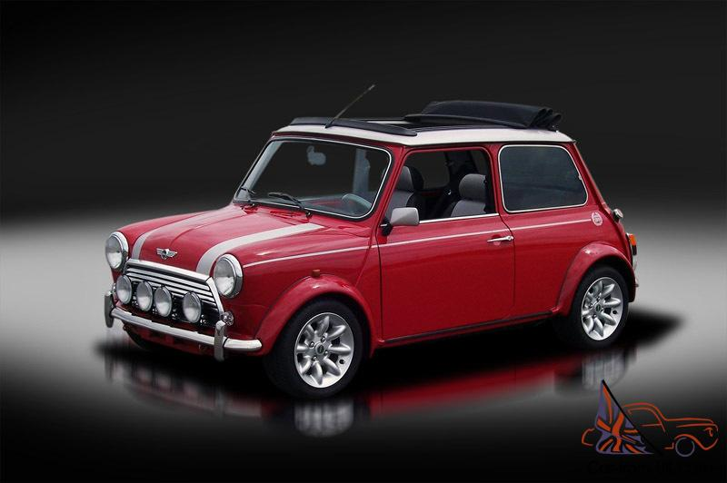 2000 mini cooper the real deal very rare only 5 700 original miles must see. Black Bedroom Furniture Sets. Home Design Ideas