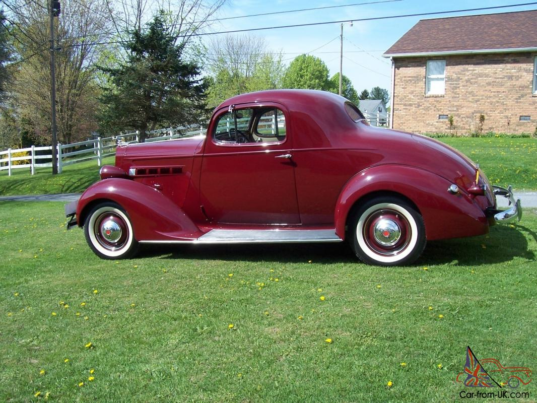 1937 packard 115 coupe for 1937 packard 3 window coupe
