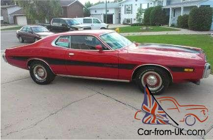 1974 dodge charger rallye manual 383 with 2 000 miles red. Black Bedroom Furniture Sets. Home Design Ideas