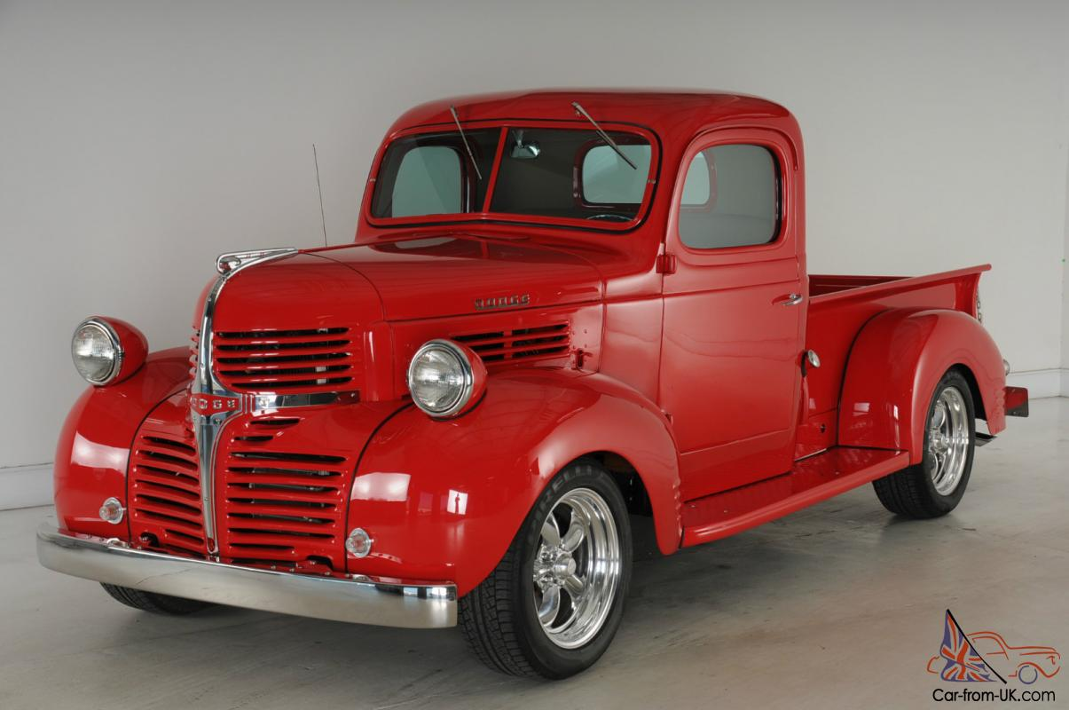 1946 dodge truck images galleries with a bite. Black Bedroom Furniture Sets. Home Design Ideas
