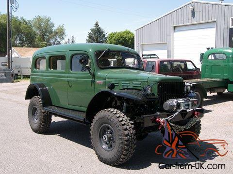 Dodge wc 53 carryall photo