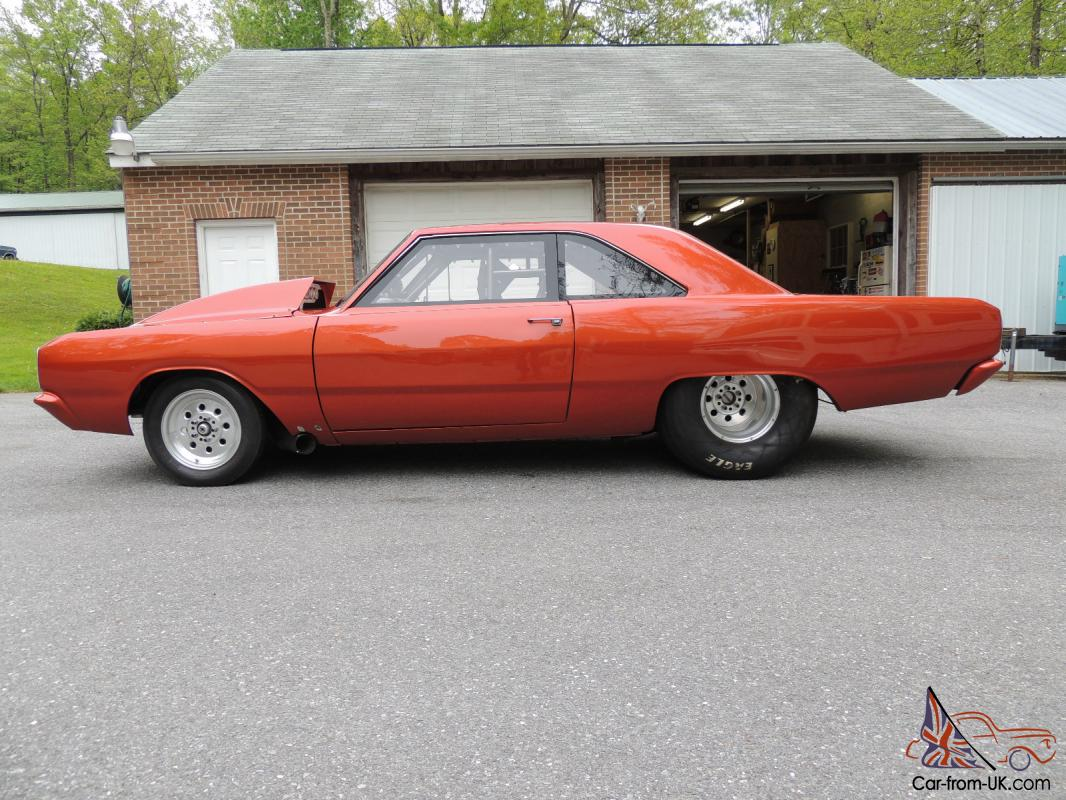 69 dodge swinger seeing