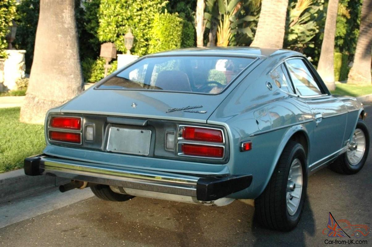 Datsun coupe blue ebay motors 161078663246 for Ebay motors classic cars for sale by owner
