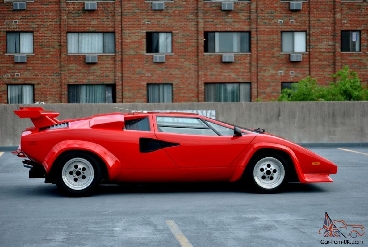 sale car lamborghini classic countach exotics colorado cars denver for near