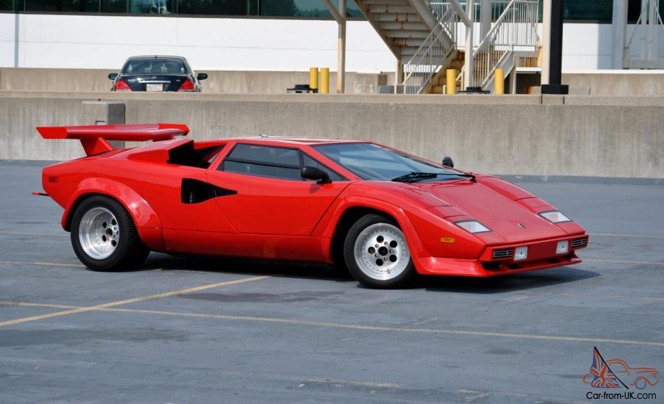 1980 Lamborghini Www Pixshark Com Images Galleries