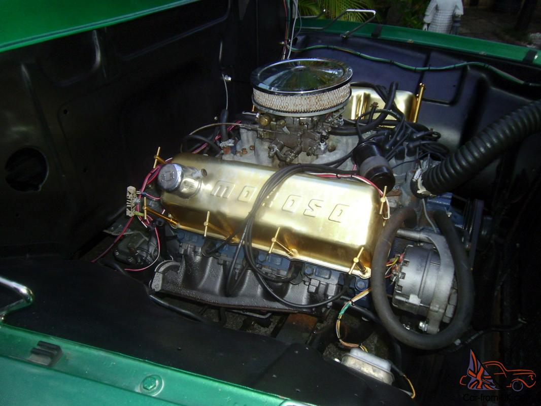 Ford F100 1955 In Brisbane Qld Painless Wiring Fairlane