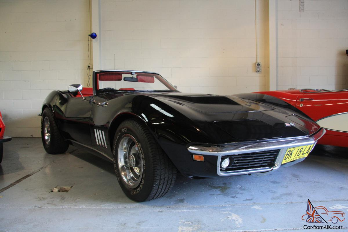 corvette stingray 1969. Cars Review. Best American Auto & Cars Review