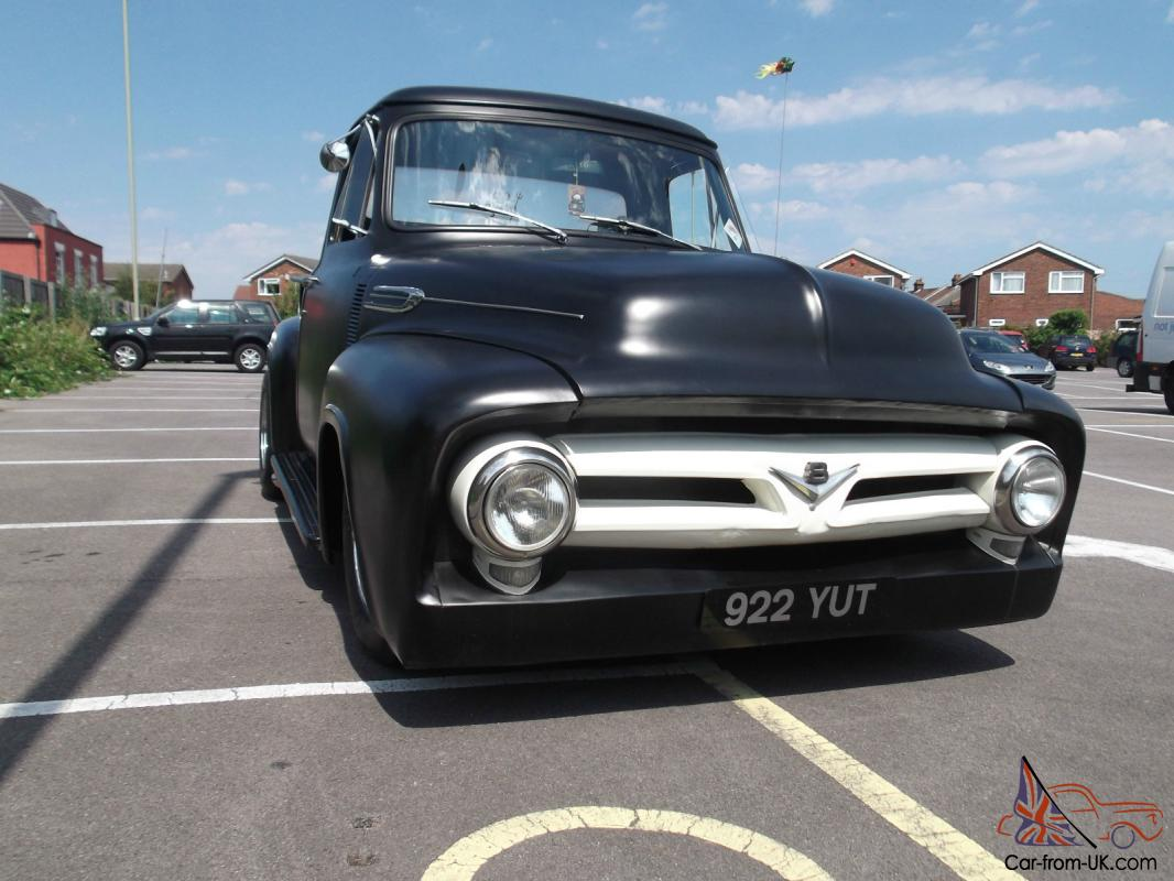 ford f100 pick up hot rod 400ci manual fast and loud. Black Bedroom Furniture Sets. Home Design Ideas