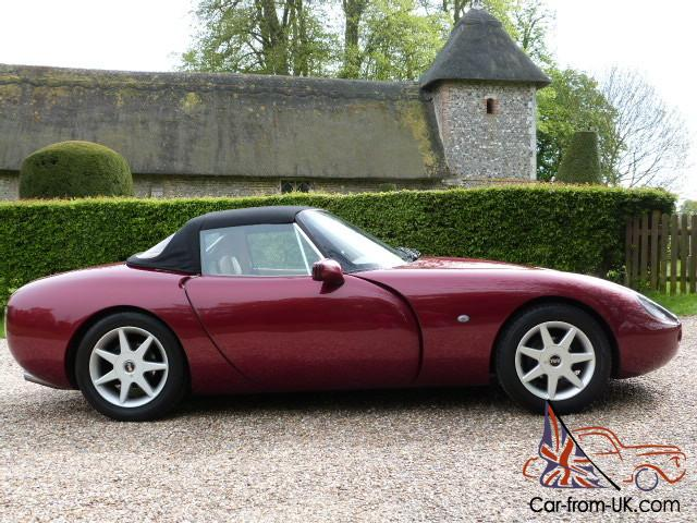 1992 tvr griffith 400 will be sold to the best bidder. Black Bedroom Furniture Sets. Home Design Ideas