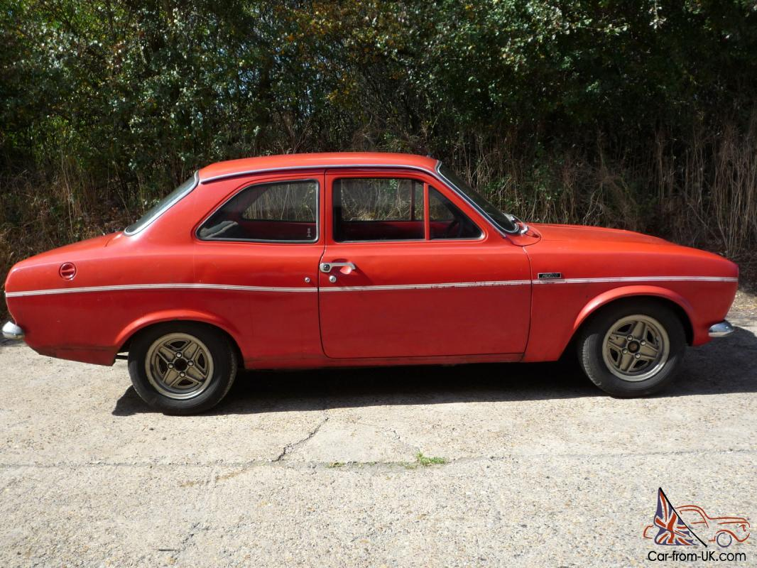 Escort mexico mk1 for sale