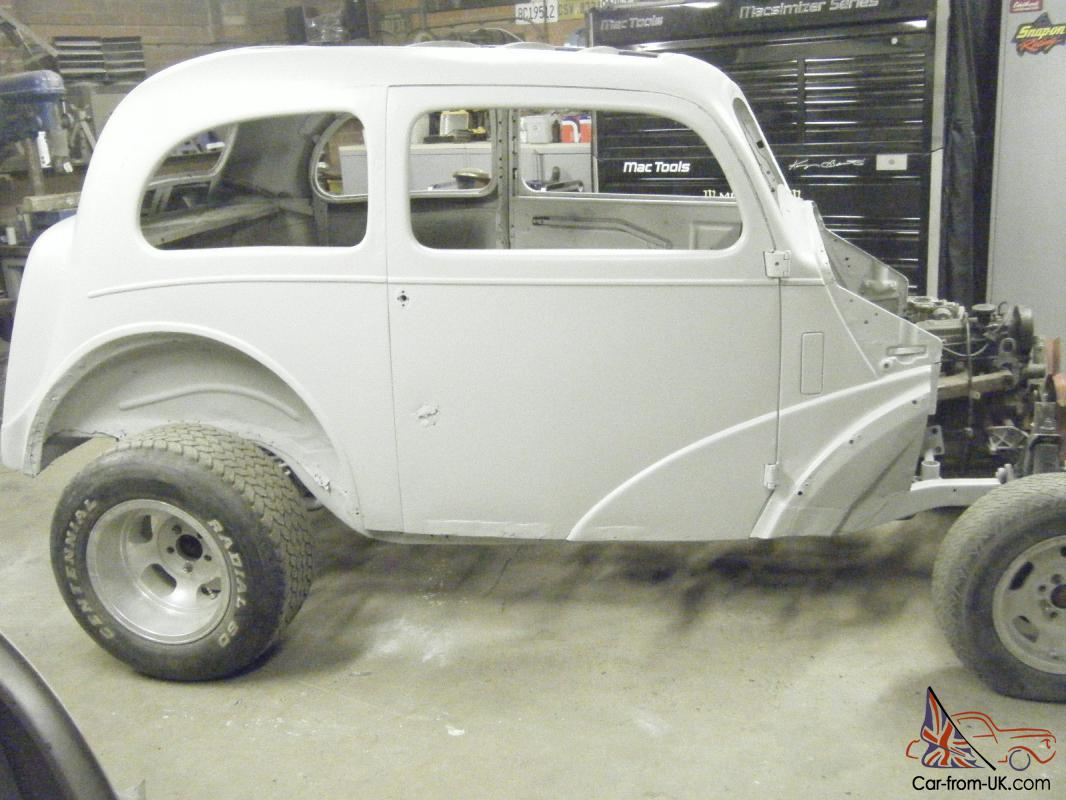 FORD POP HOT ROD PROJECT