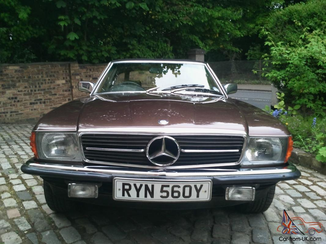 1982 mercedes 280 sl just restored. Black Bedroom Furniture Sets. Home Design Ideas