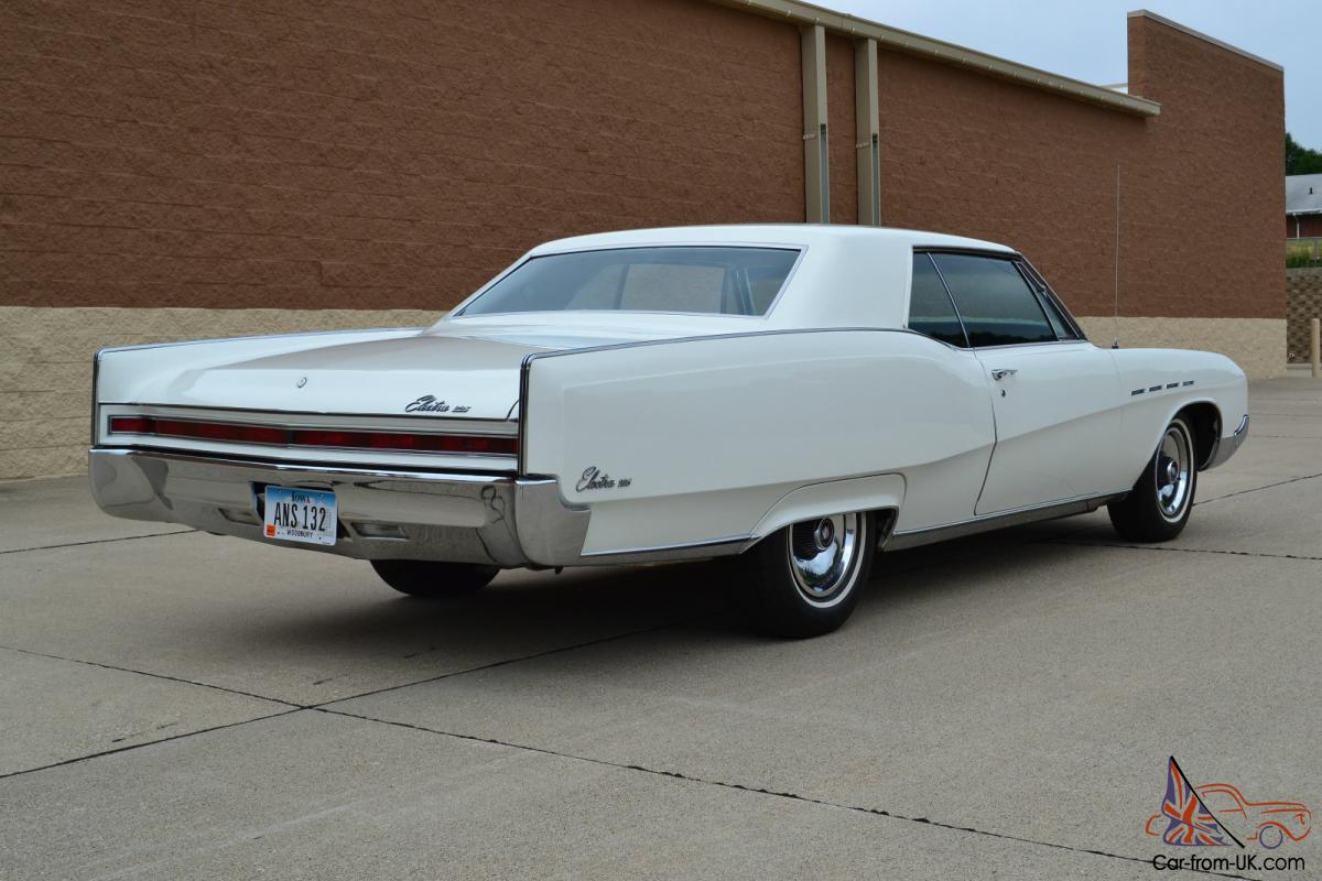 1967 buick electra 225 2 door sport coupe 1967 Buick Le Mans