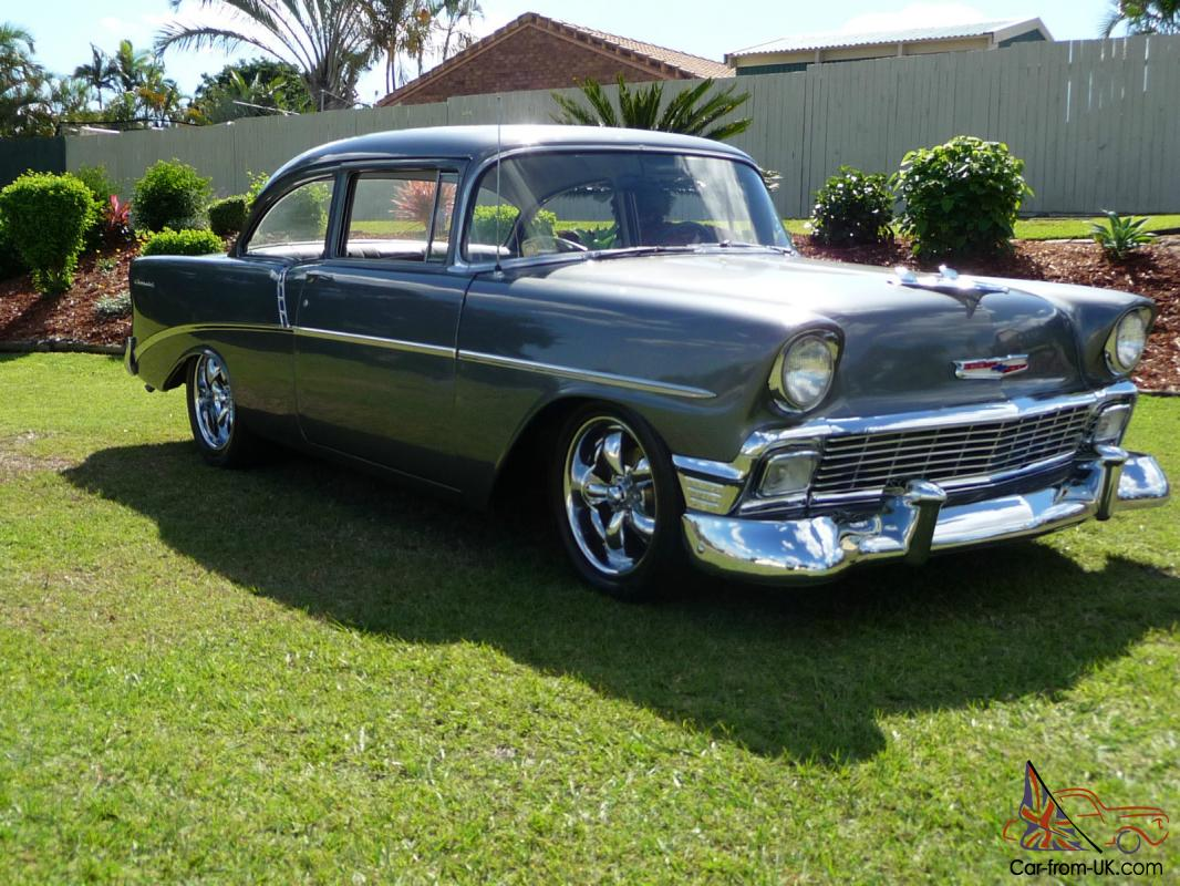 chevrolet 1956 2 door sedan brisbane qld