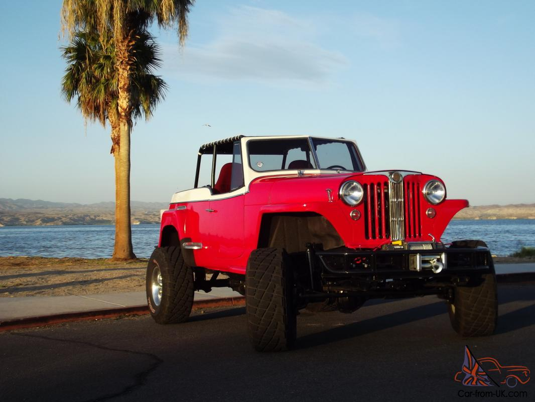 Jeepster Concept
