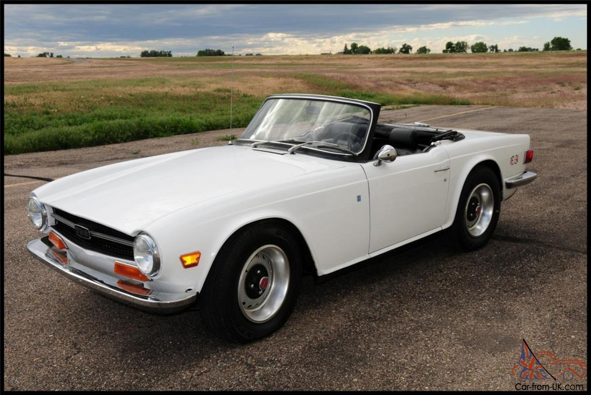 1971 triumph tr6 fully and professionally restored. Black Bedroom Furniture Sets. Home Design Ideas