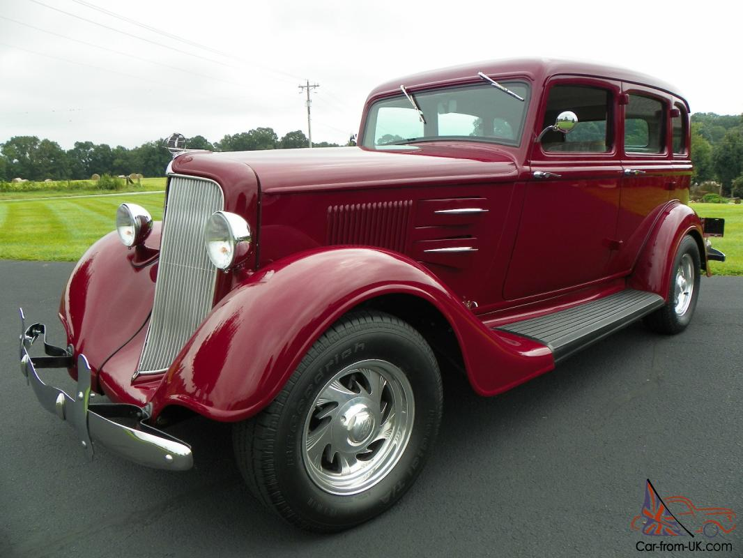 1934 Plymouth Coupe Wiring Diagram Rare Sedan Suicide Doors Show Winner Frame