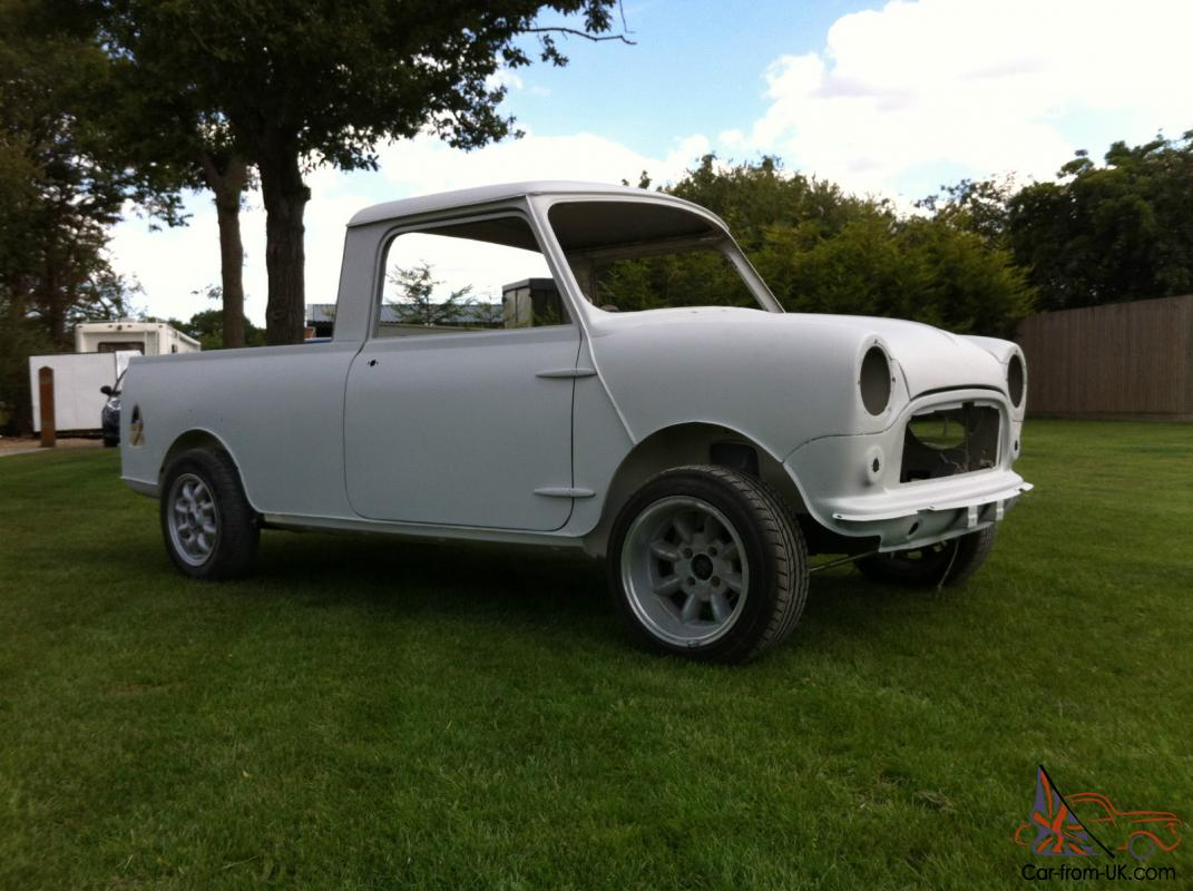 Austin Mini Pickup Classic Car