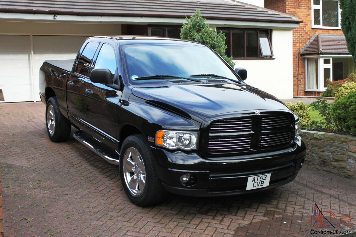 2004 dodge ram 1500 quad cab 5 7 litre v8 hemi 2wd. Black Bedroom Furniture Sets. Home Design Ideas