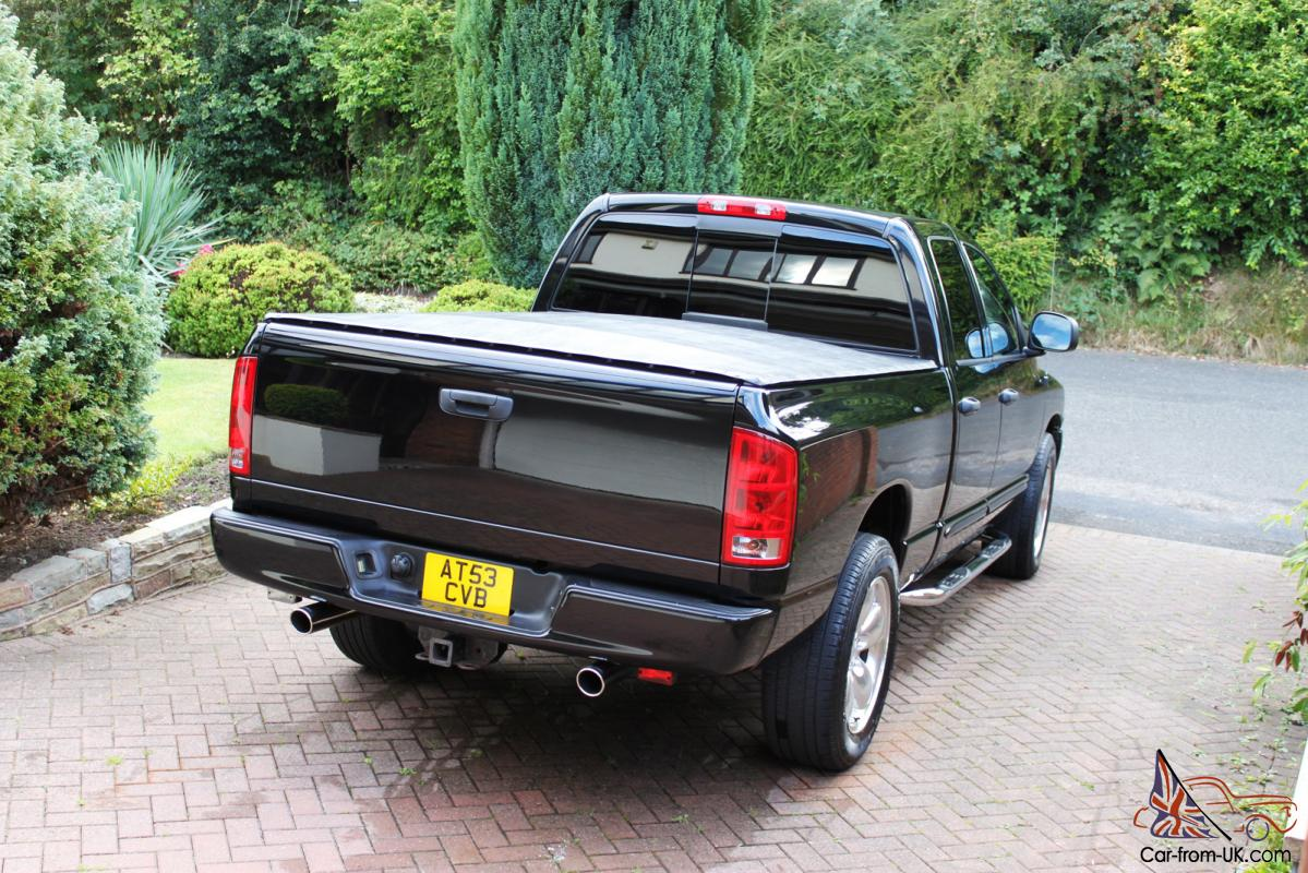 2004 dodge ram 1500 quad cab 5 7 litre v8 hemi 2wd bighorn edition. Black Bedroom Furniture Sets. Home Design Ideas