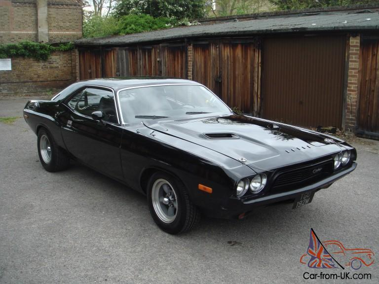 1972 dodge challenger 440 big block v8 mopar. Black Bedroom Furniture Sets. Home Design Ideas