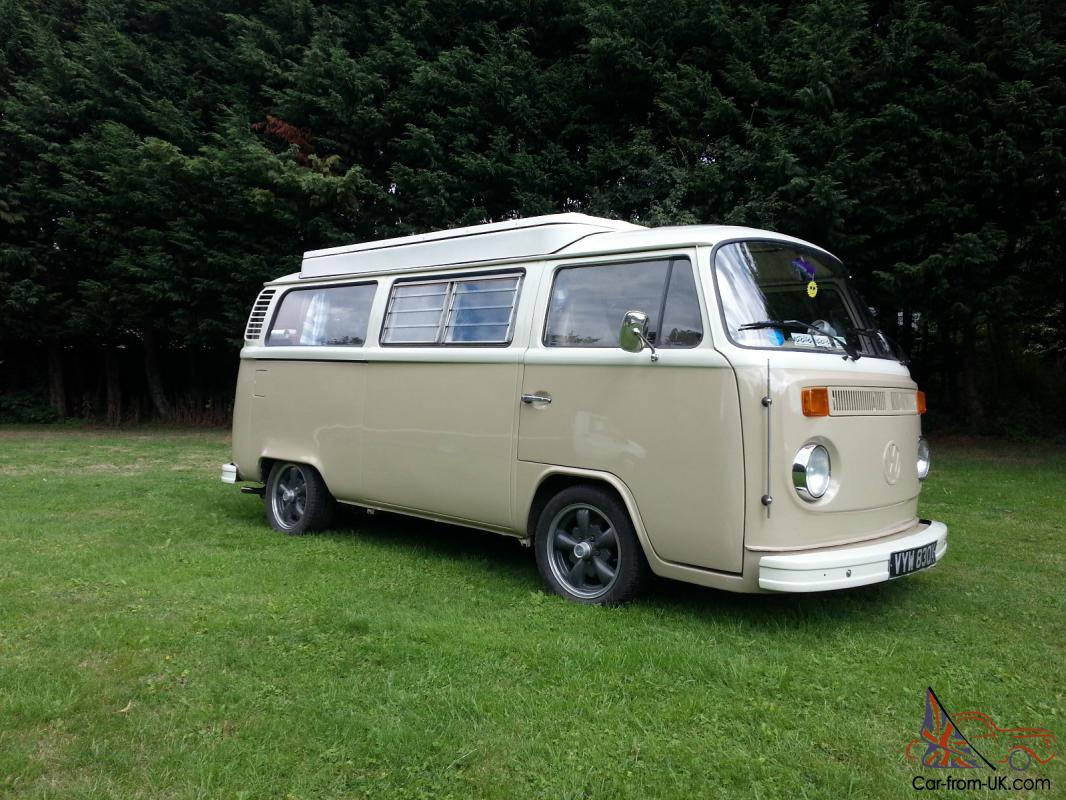 vw camper bay t2 devon rhd savannah beige. Black Bedroom Furniture Sets. Home Design Ideas