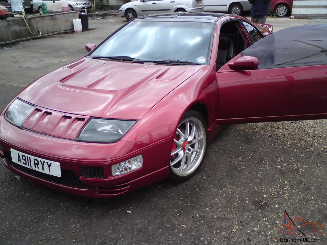 1991 nissan 300zx z32 3 0 v6 twin turbo vg30dett automatic with private plate. Black Bedroom Furniture Sets. Home Design Ideas