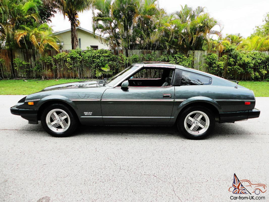 1983 DATSUN 280ZX TURBO AUTOMATIC