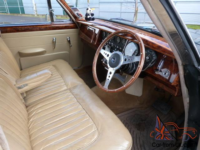 What To Do With Expired Car Seats >> 1964 DAIMLER V8 250, STUNNING LOOKING CAR