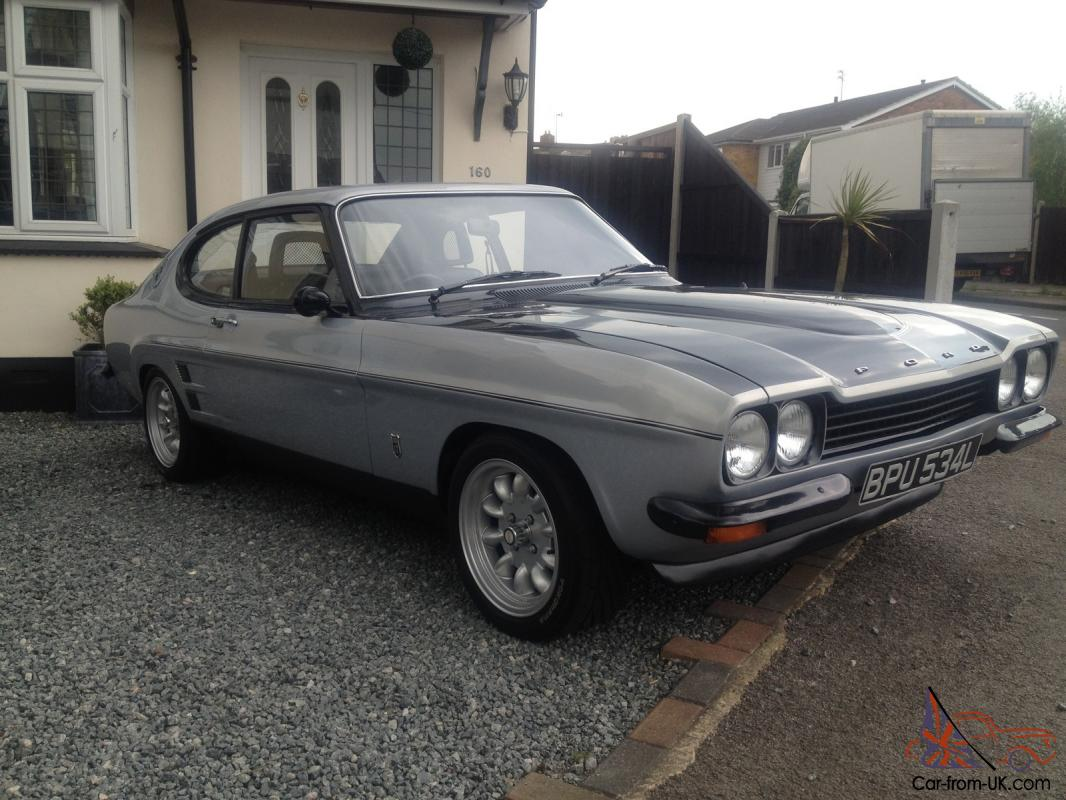 Cars Northern Ireland Used Cars Ni Second Hand Cars For: Ford Capri Mk1 For Sale Ireland