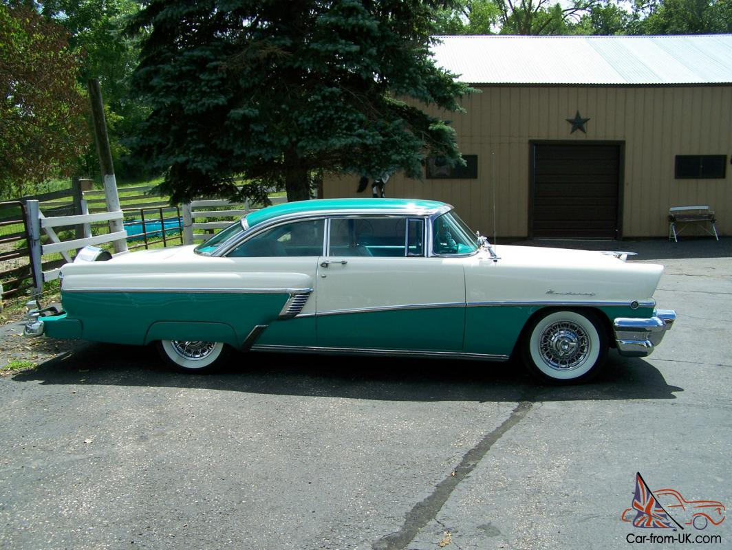 1956 Mercury Monterey Base 5 1l