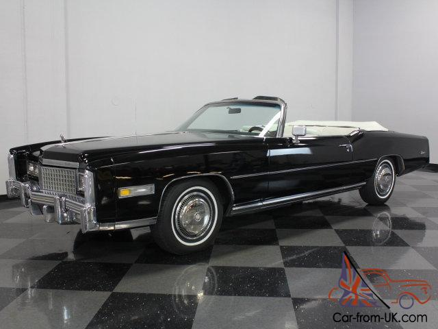 very clean drop top caddy believed to be original miles very clean. Black Bedroom Furniture Sets. Home Design Ideas