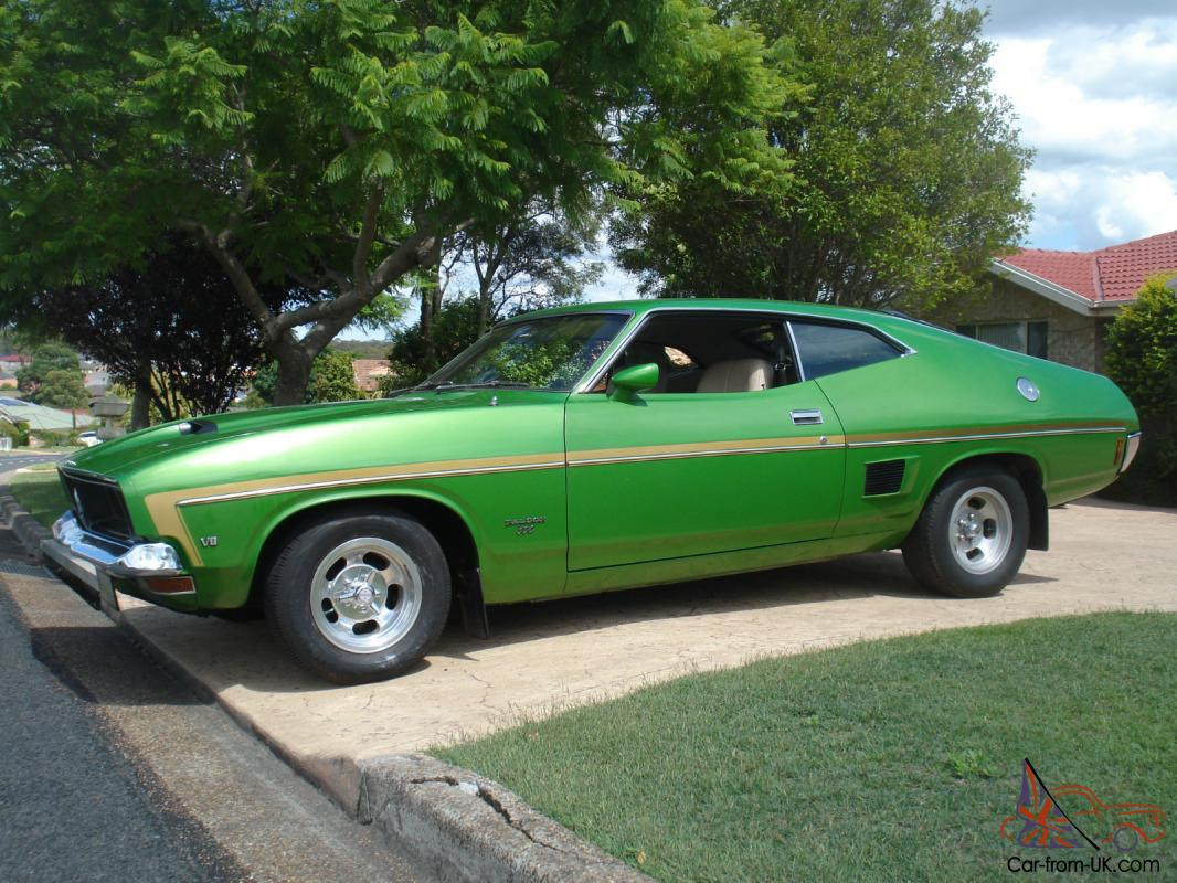 ford falcon xb gs coupe hardtop 2 owner matching no. Black Bedroom Furniture Sets. Home Design Ideas