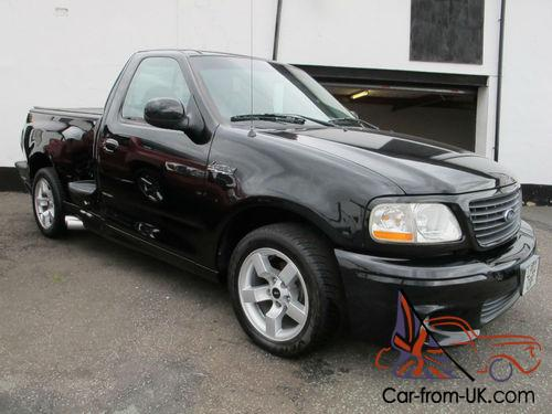 2002 ford f150 svt lightning pickup 5 4 litre supercharged. Black Bedroom Furniture Sets. Home Design Ideas