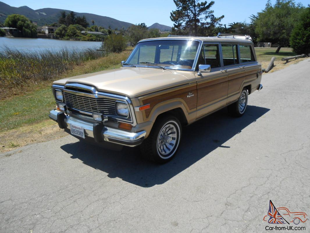 Jeep Grand Wagoneer For Sale >> 1984 Jeep Grand Wagoneer